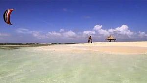 morpion Kitesurfing Spots of the Grenadines in the Caribbean