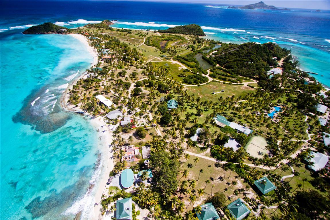 Palm Island Resort Spa St Vincent Grenadines
