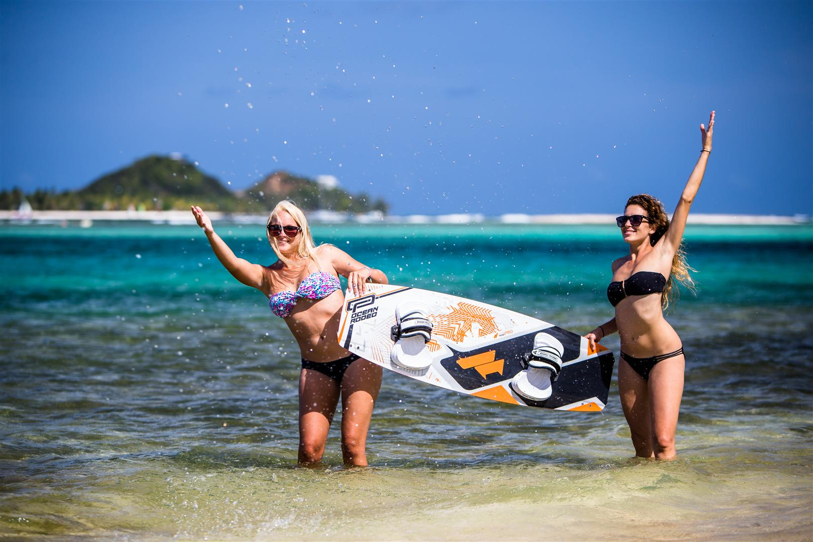 Best 5 Caribbean Kitesurfing Holiday Destinations