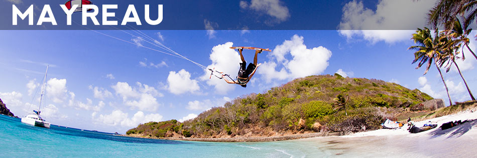 mayreau2 Kitesurfing Spots of the Grenadines in the Caribbean