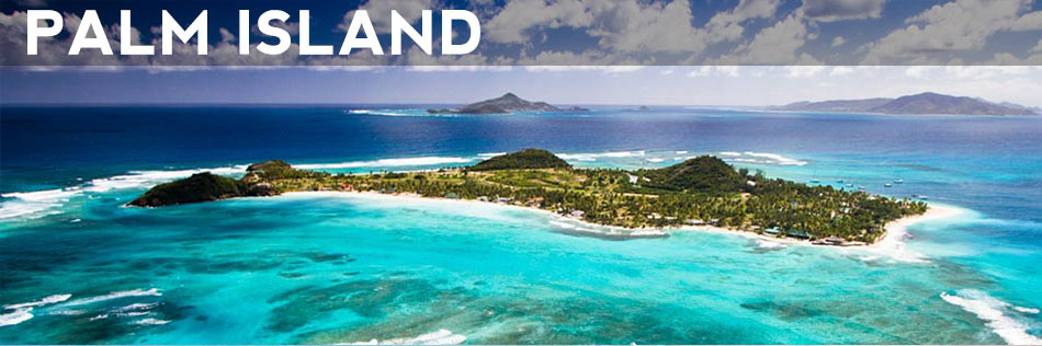 palmislandwaves Kitesurfing Spots of the Grenadines in the Caribbean