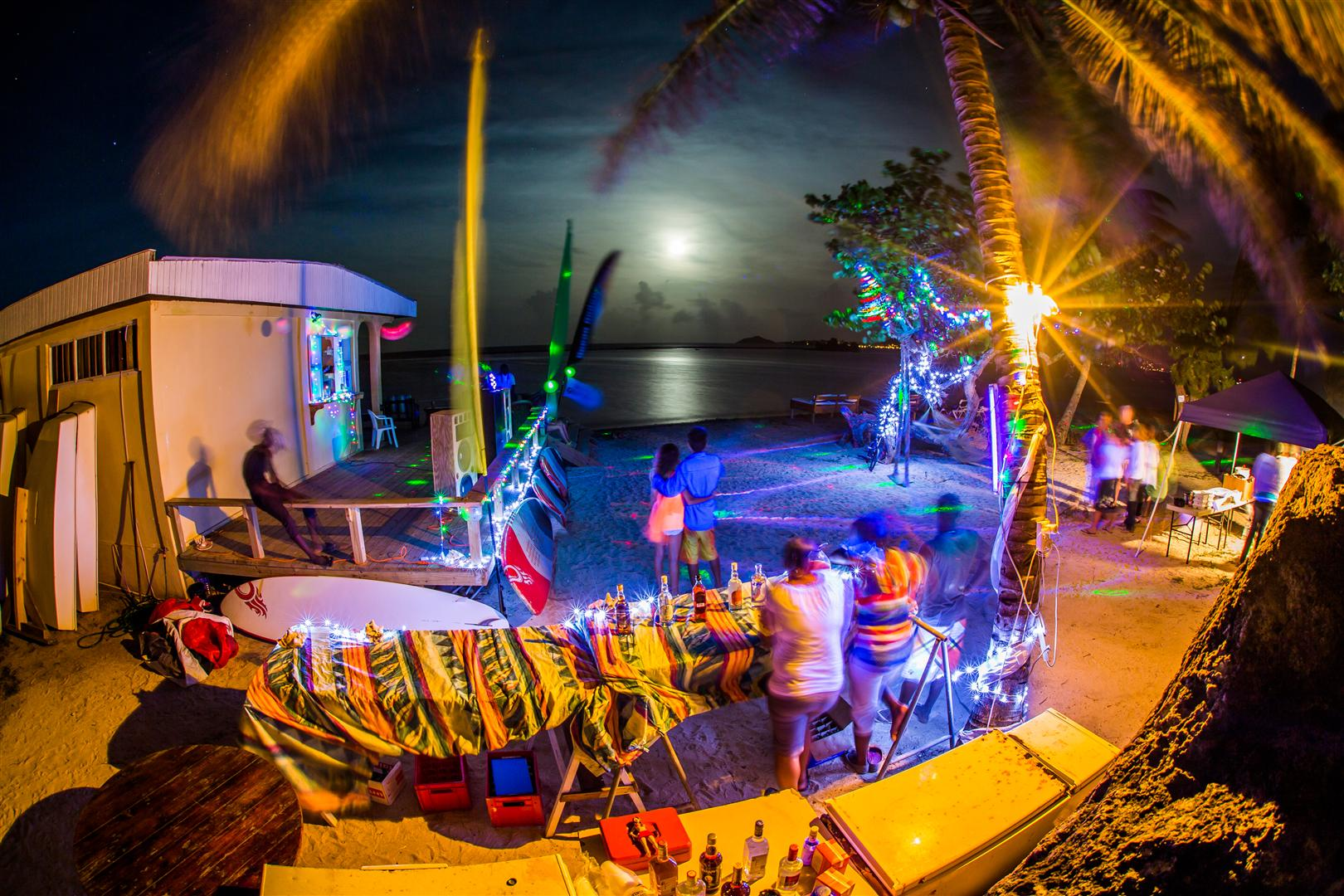 Union Island Full moon party 2014-2015 schedule