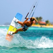 The Best Girl Kitesurfing Holiday