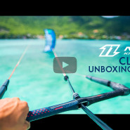 Unboxing Video Review of The North Kiteboarding Click bar